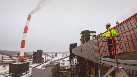 Auvere elektrijaama ehitusel sai kannatada 8 inimest TÄIENDATUD