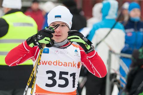 Ida-Viru noorte medalisadu Otepääl