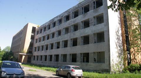 Uus politsei- ja päästehoone peaks kerkima Järveküla tee 40/40c kinnistule, kus kunagi asus ehitustrust.