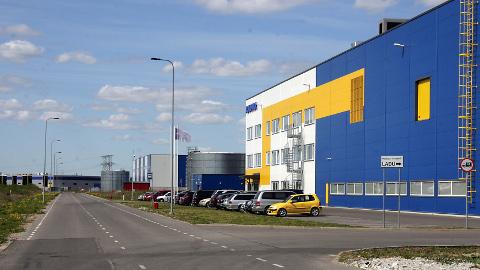 Narva logistika- ja tööstuspargi esimene etapp valmis mõned aastad tagasi ja seal toimetab juba neli ettevõtet. Teiste hulgas veepuhastusseadmeid tootev Aquaphor.