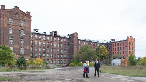 Sisekaitseakadeemia võimalikuks asukohaks Narvas on linnavalitsus pakkunud Kreenholmi kvartalit.