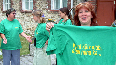 2005. aastal tõi arendaja soov Murru katastriüksusel paekivi kaevandada kaasa Lüganuse ja Matka küla elanike protesti. Ka nüüd lubab toona loodud MTÜ arendajale vastu astuda.