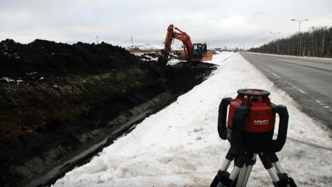 Mullu sügisel Kohtla-Järve tööstuspargis lahti läinud ehitus on praeguseks lõppenud ning jäänud on ainult lubade ja kooskõlastuste saamine.