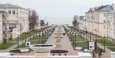 Uunenud Sillamäe Mere puiestee avatakse detsembris.