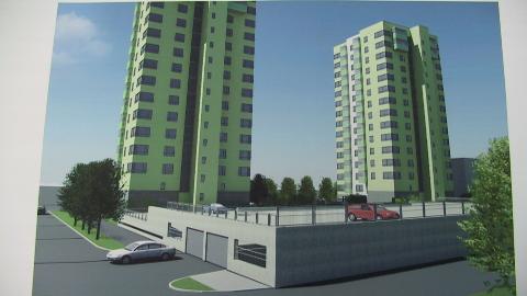 Sellistena nägid projekteerijad 2008. aastal Narva kesklinna kavandatud uusi korterelamuid. Ehk ongi parem, et niivõrd igava projekti elluviimiseni asi ei jõudnudki?
